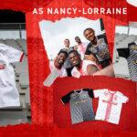 Les maillots de Nancy 2021-2022 présentés par PUMA