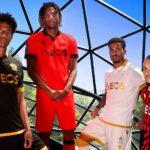 Les maillots de Nice 2021-2022 dévoilés par Macron