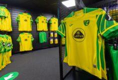 Image de l'article Les maillots de Norwich City 2021-2022 dévoilés par Joma