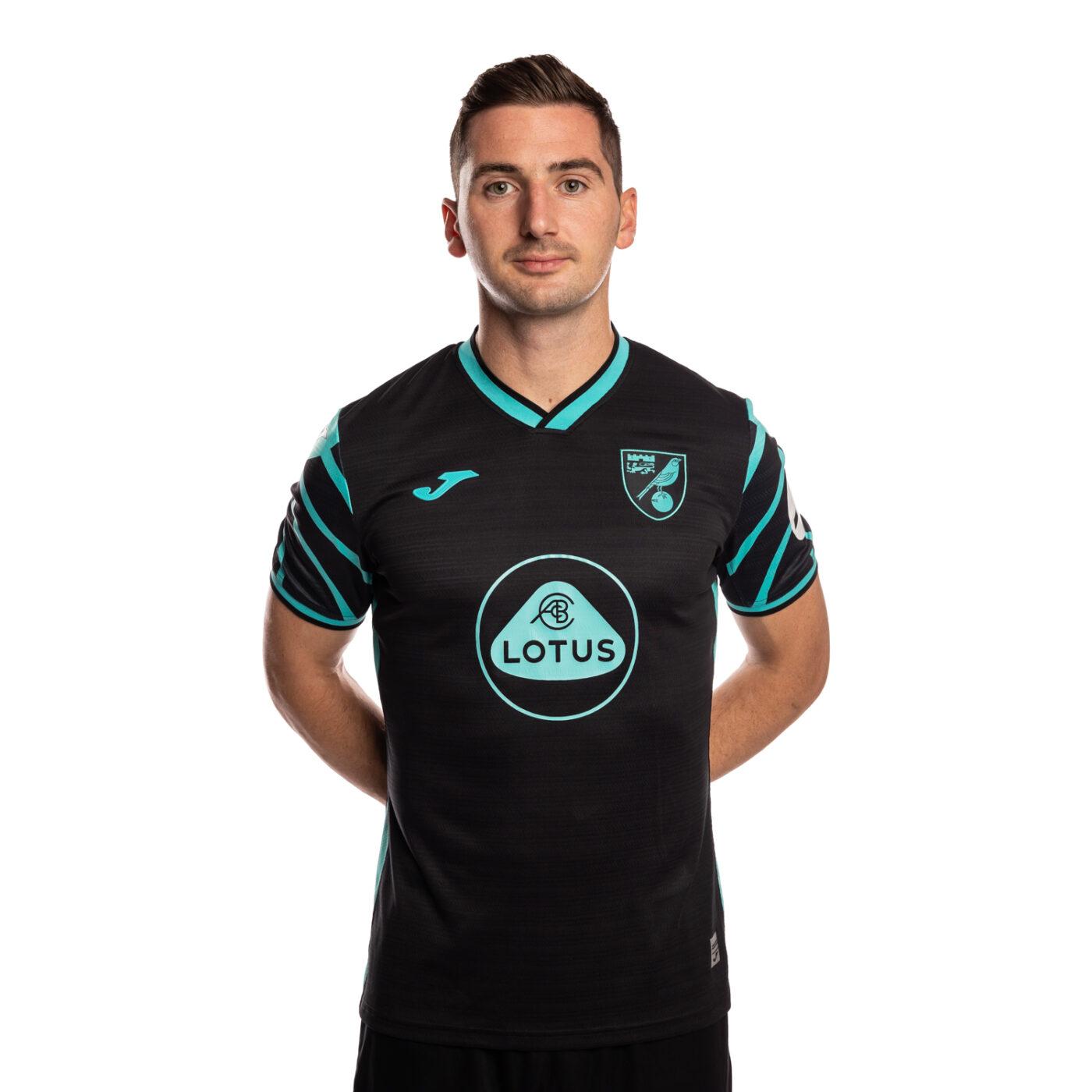 Maillot Norwich City 2021-2022 extérieur Joma