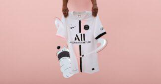 Image de l'article Le maillot extérieur du PSG 2021-2022 dévoilé par Nike