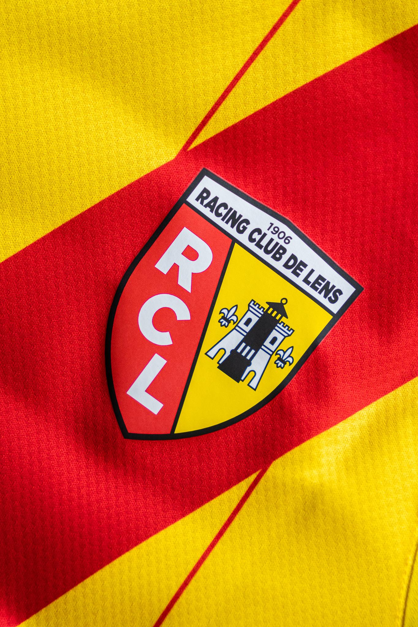 Maillot RC Lens 2021-2022 PUMA