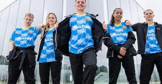 Image de l'article Les maillots du RC Lens 2021-2022 présentés par PUMA