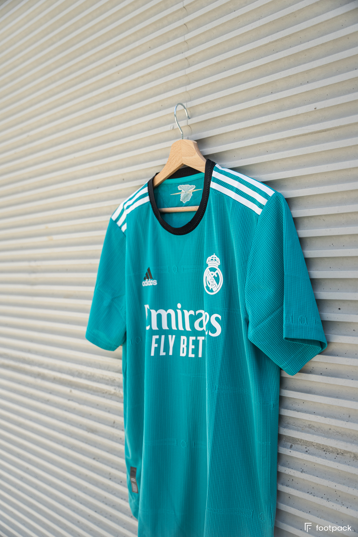 Maillot Real Madrid third 2021-2022