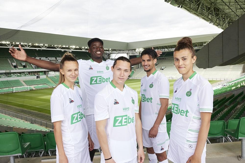 Maillot Saint-Etienne 2021-2022