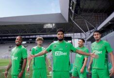 Image de l'article Les maillots de Saint-Etienne 2021-2022 révélés par Le Coq Sportif