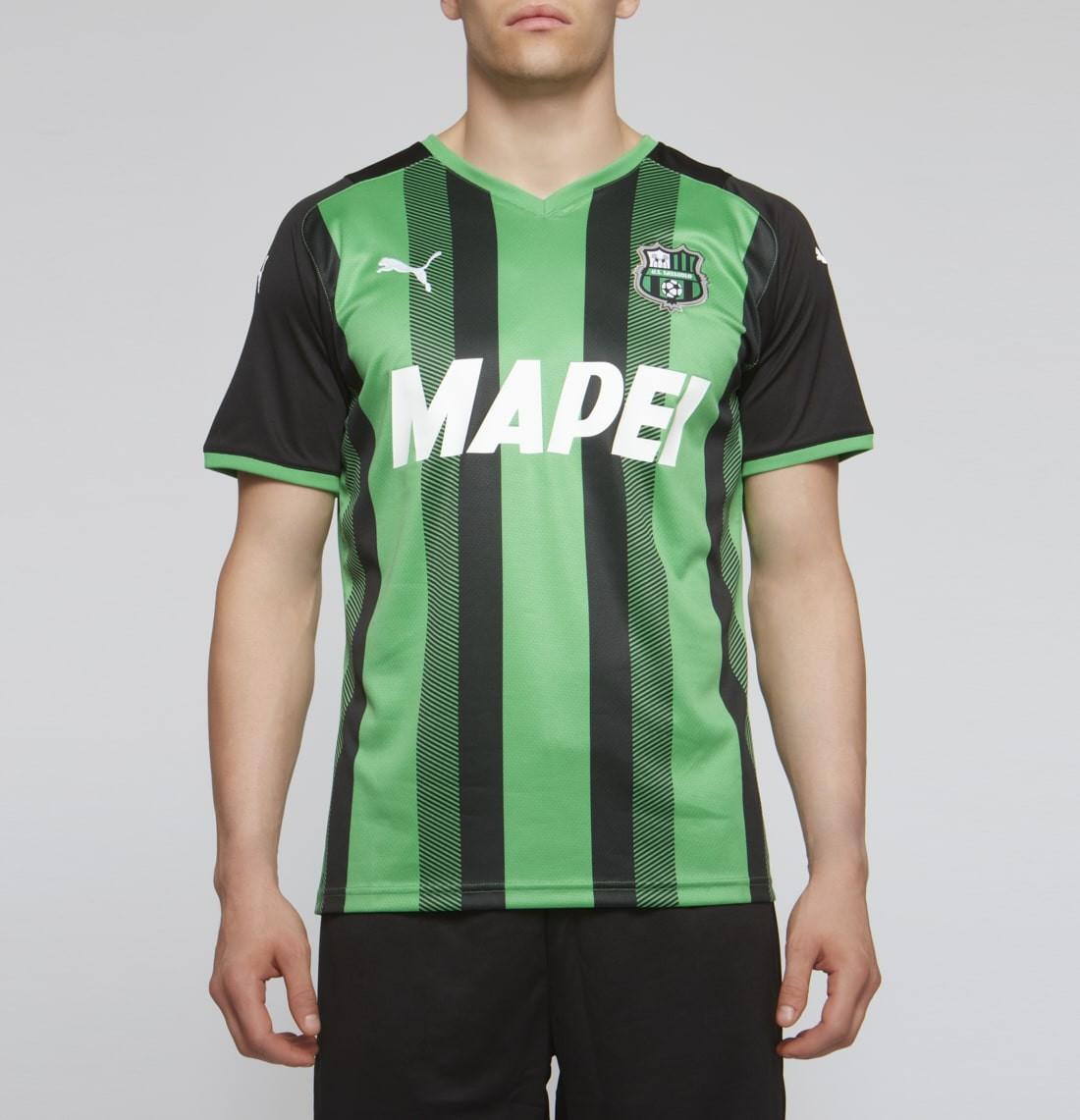 Maillot Sassuolo 2021-2022 domicile