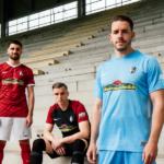 Les maillots de Fribourg 2021-2022 révélés par Nike
