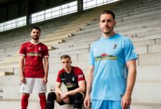 Image de l'article Les maillots de Fribourg 2021-2022 révélés par Nike