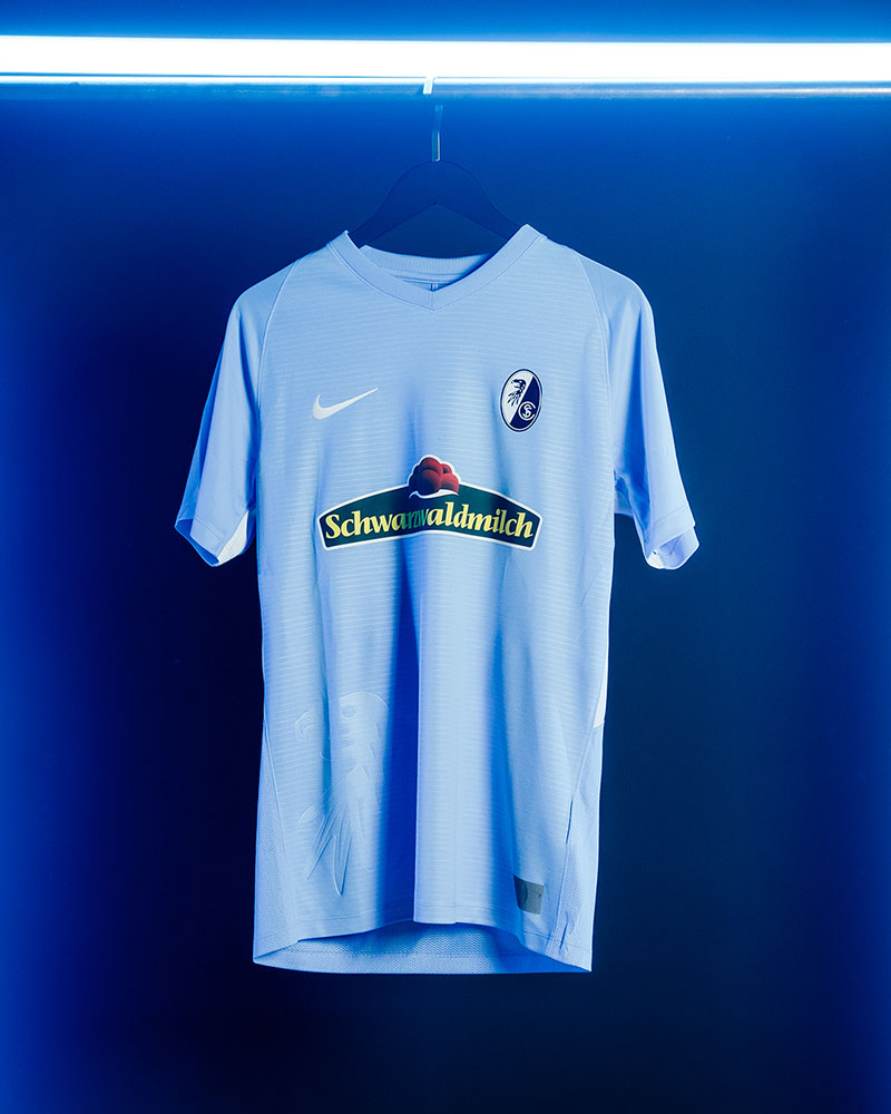 Maillot SC Fribourg 2021-2022