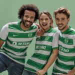 Les maillots du Sporting Portugal 2021-2022 présentés par Nike