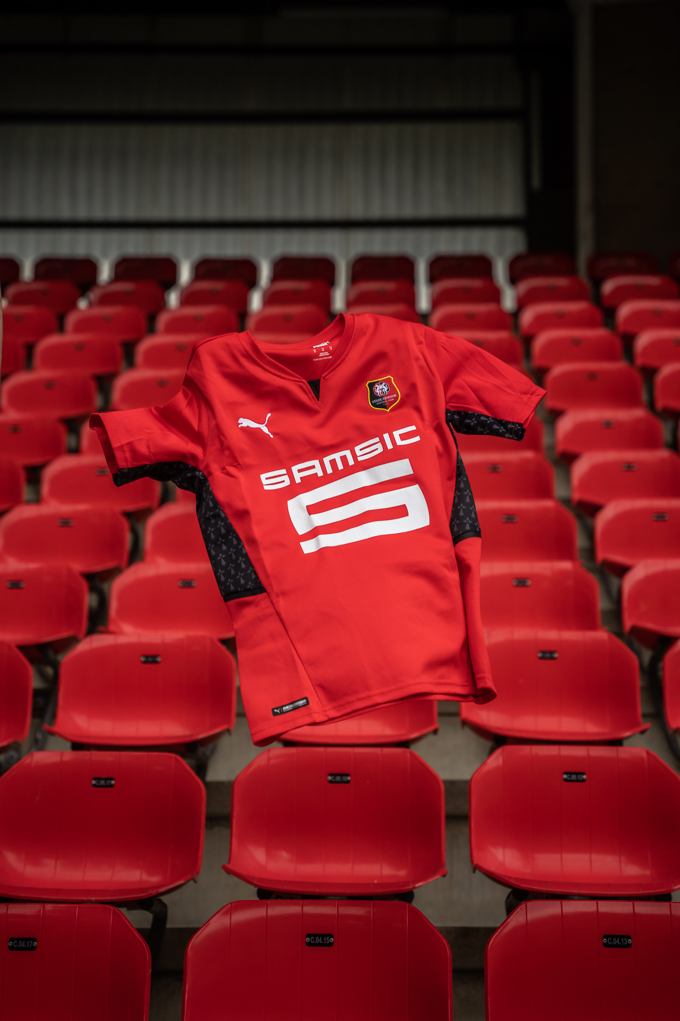 Maillot Stade Rennais 2021-2022