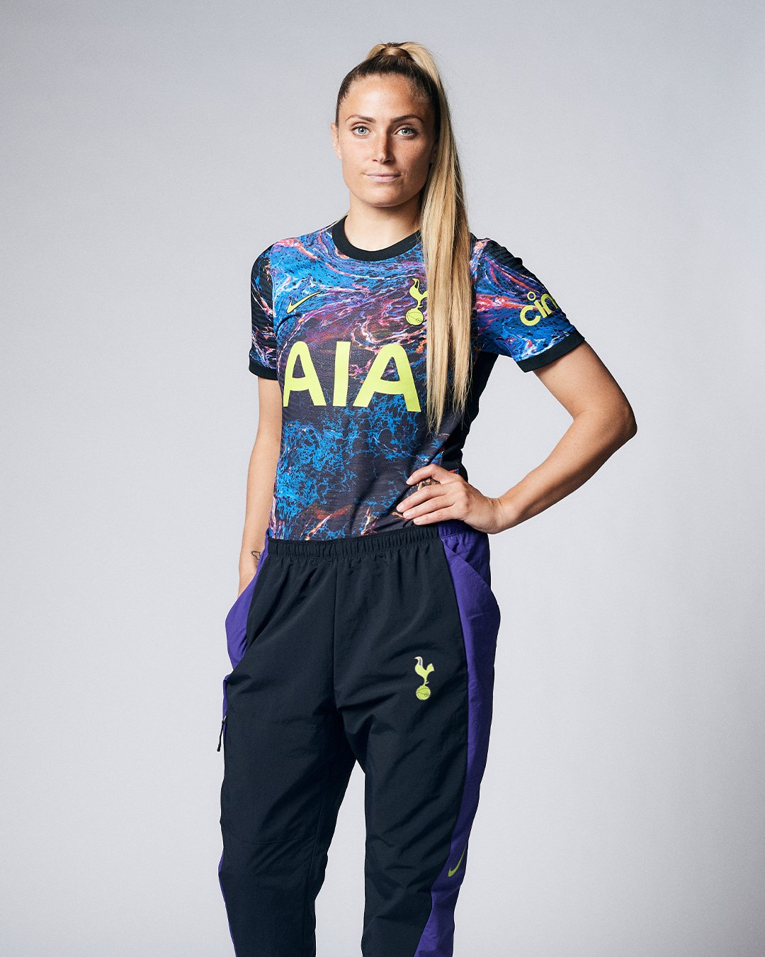 Maillot tottenham extérieur 2021-2022 Nike