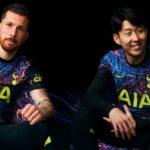 Nike présente le très suprenant maillot extérieur de Tottenham 2021-2022