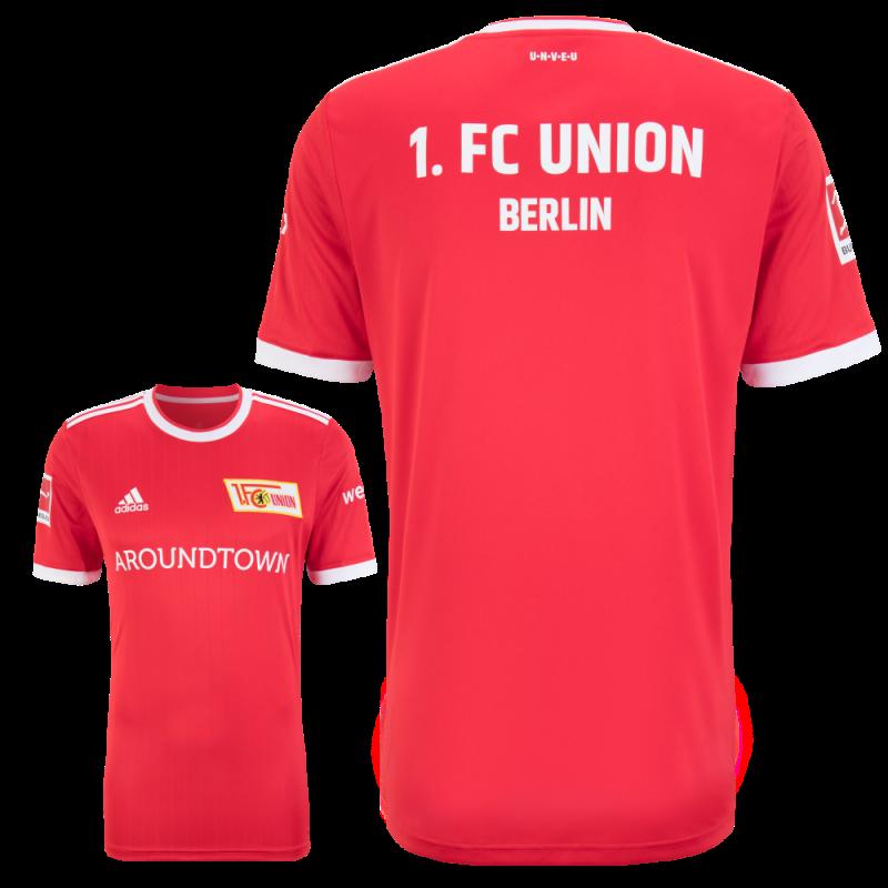 Maillot Union Berlin 2021-2022 adidas