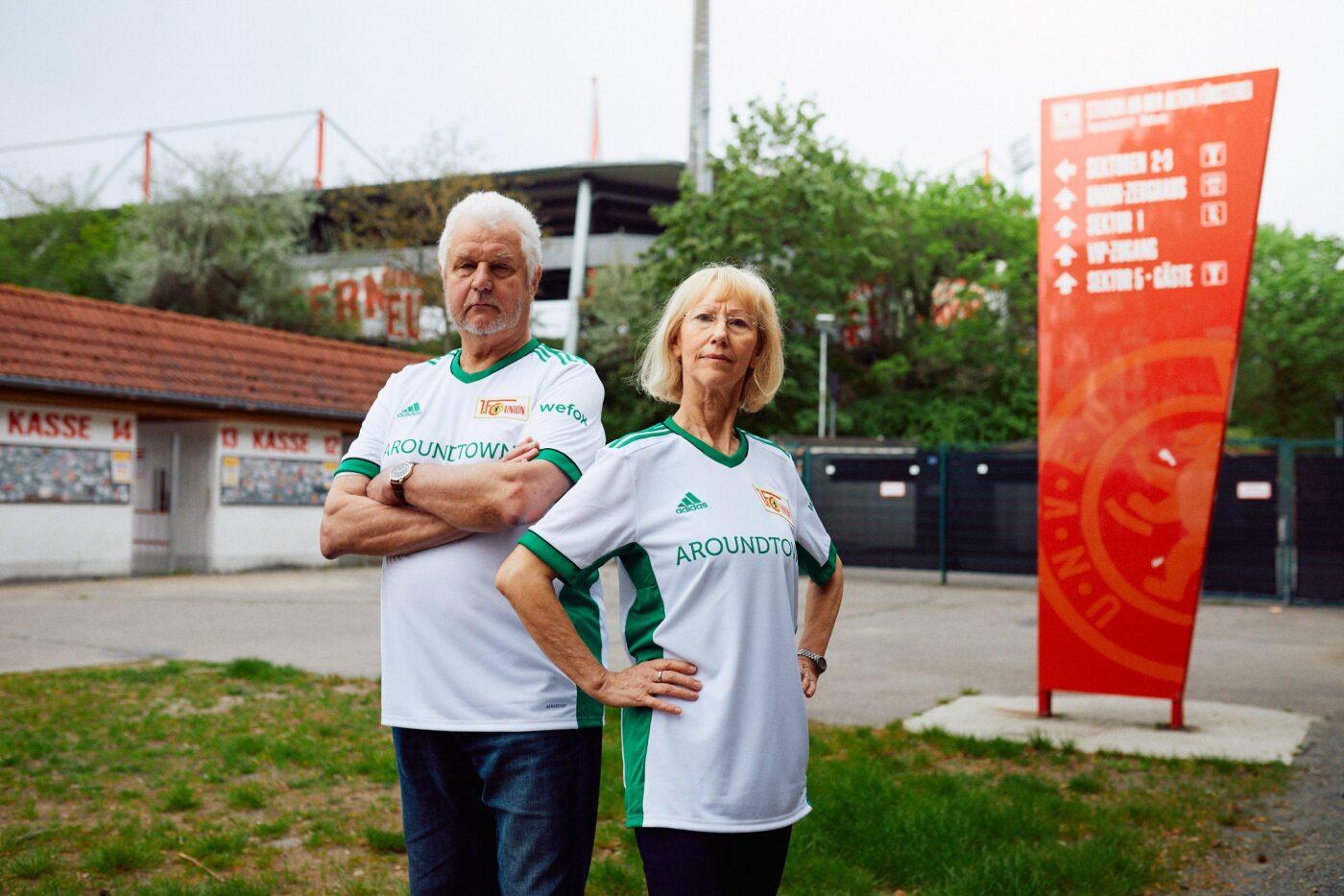 Maillot Union Berlin 2021-2022