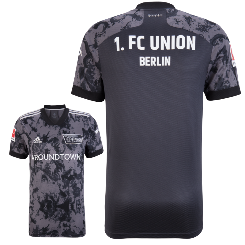 Maillot Union Berlin extérieur 2021-2022 adidas