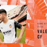 Les maillots de Valence 2021-2022 officialisés par PUMA