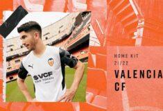 Image de l'article Les maillots de Valence 2021-2022 officialisés par PUMA