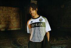 Image de l'article Le maillot extérieur 2021-2022 du Venezia FC présenté par Kappa