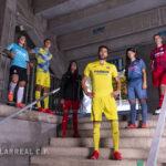 Les maillots de Villarreal 2021-2022 révélés par Joma