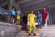 Image de l'article Les maillots de Villarreal 2021-2022 révélés par Joma