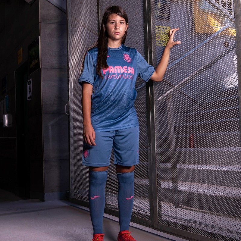 Maillot Villarreal 2021-2022 Joma