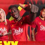 Les maillots de Watford 2021-2022 présentés par Kelme