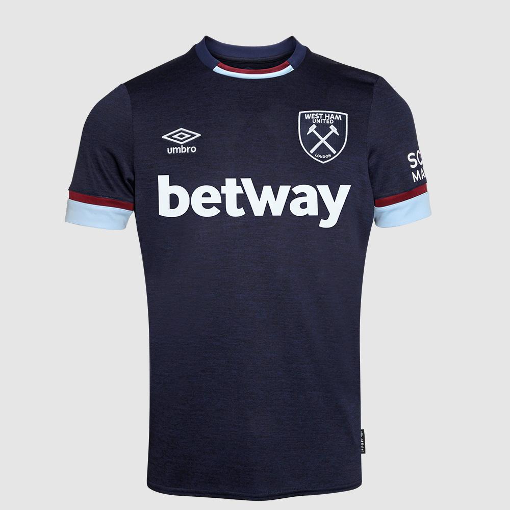 Maillot West Ham 2021-2022 third Umbro