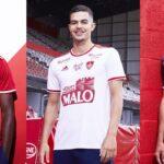 Les maillots du Stade Brestois 2021-2022 révélés par adidas