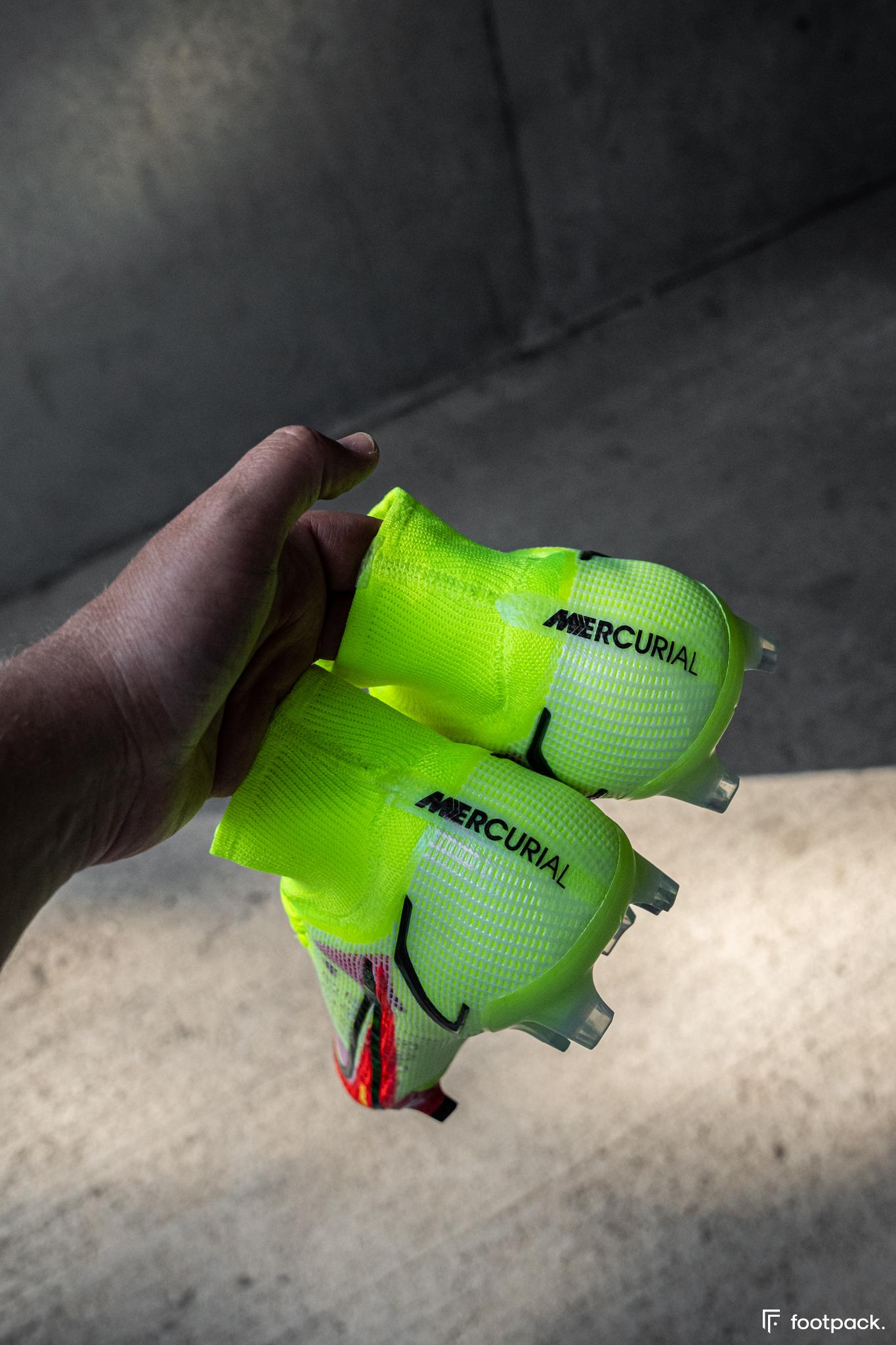 Nike Mercurial Superfly 8 Motivation Pack - footpack
