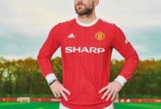Image de l'article Les nouveaux maillots de foot avec les anciens sponsors