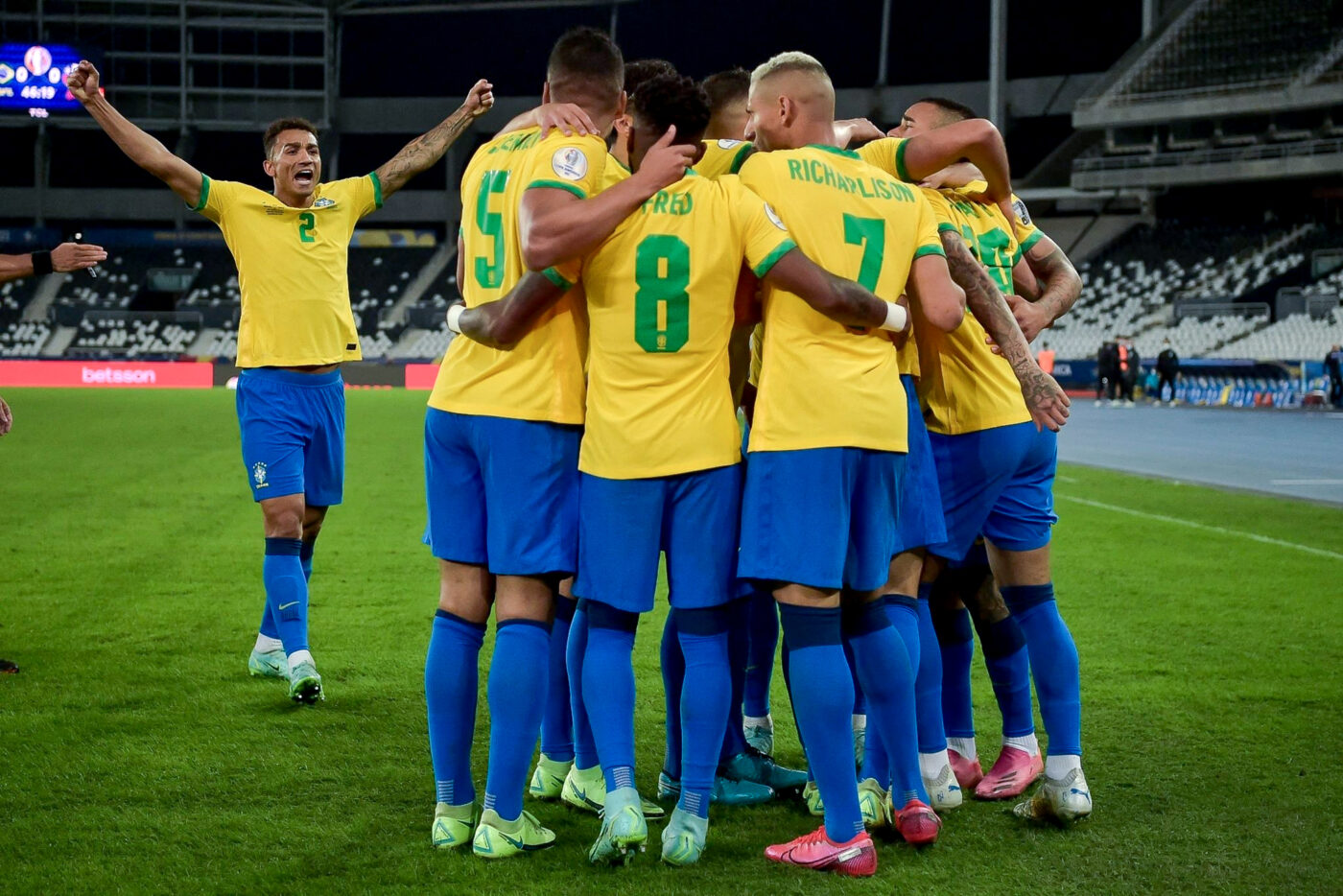 Numero 24 Brésil