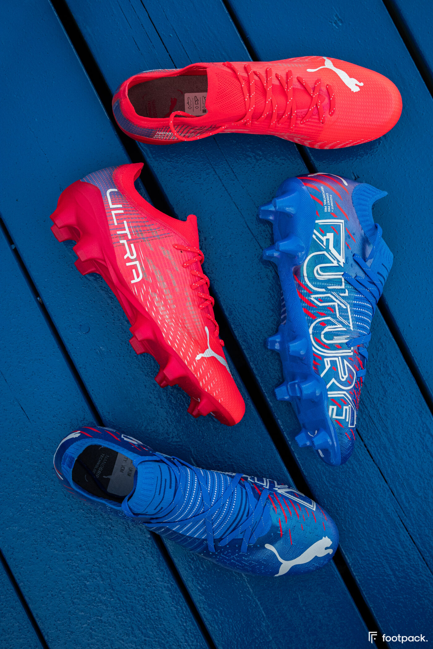 PUMA Faster Football Pack