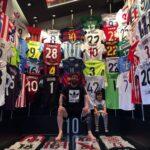 Pour les échanges de maillots, Lionel Messi observe quelques règles