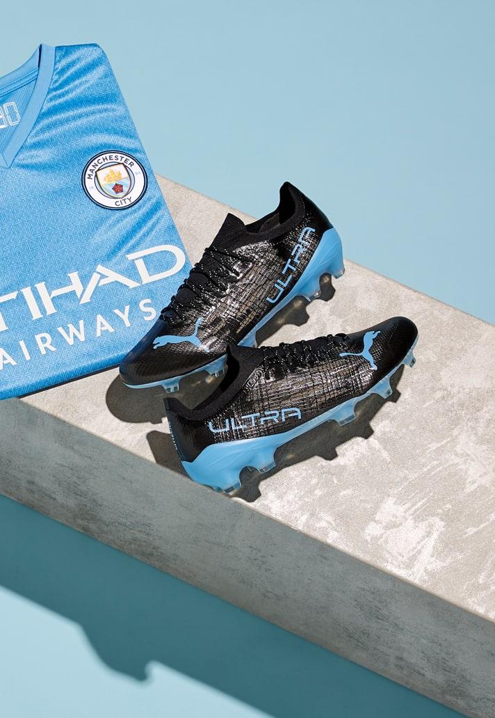 Crampons PUMA Manchester City
