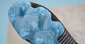 Image de l'article Des crampons PUMA aux couleurs de Manchester City