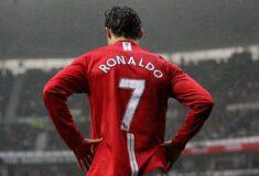 Image de l'article Le numéro 7 de Man Utd finalement pour Cristiano? Le site officiel de la Premier League le laisse entendre