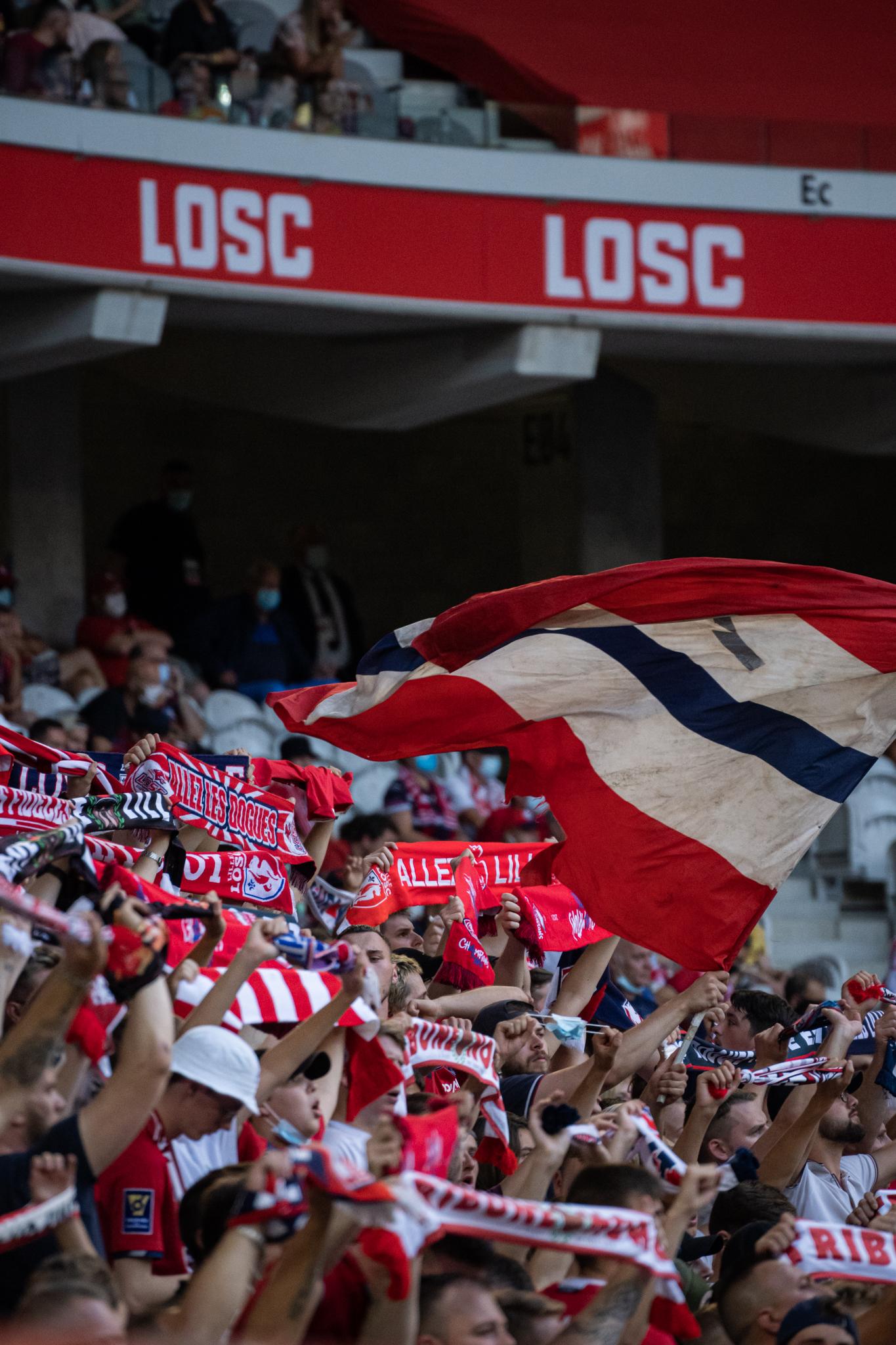 LOSC Nice Ligue 1 Uber Eats - footpack.