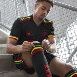 Un hommage à Bob Marley sur le maillot third de l'Ajax!