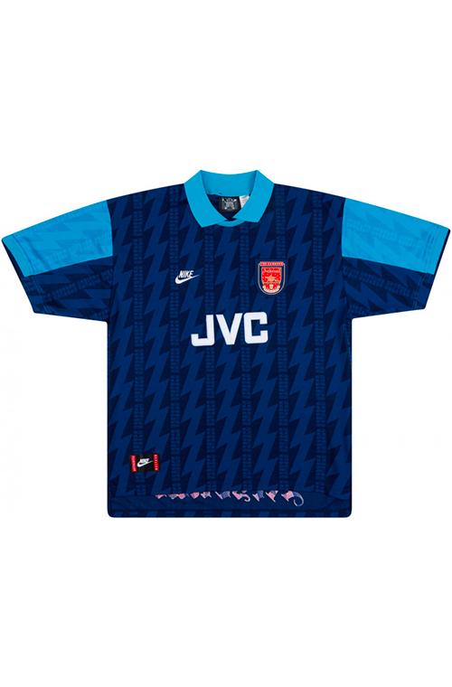 Maillot Arsenal extérieur 1994-1995