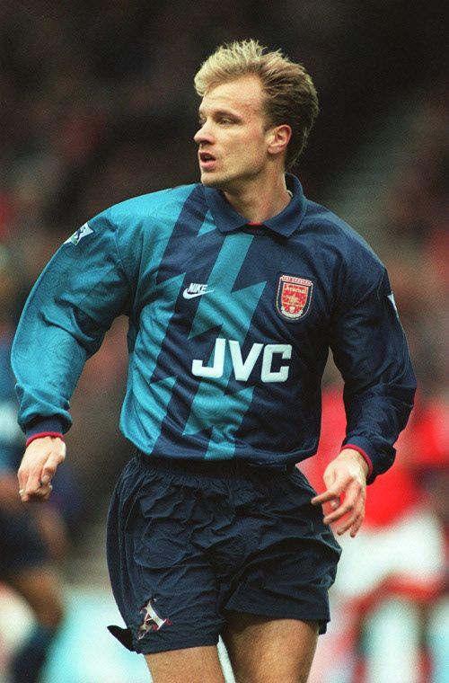 Maillot Arsenal extérieur 1995-1996