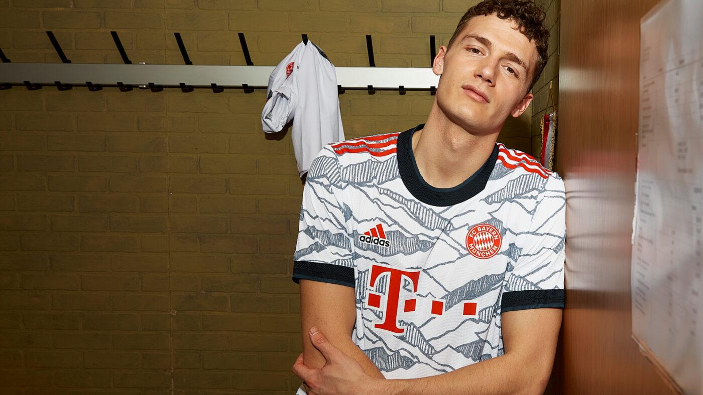 Maillot Bayern Munich 2021-2022 third