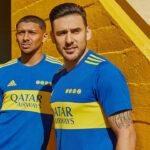 Boca Juniors présente son nouveau maillot 2021-2022, héritage de l'ère Maradona