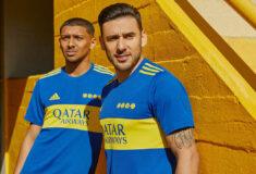 Image de l'article Boca Juniors présente son nouveau maillot 2021-2022, héritage de l'ère Maradona