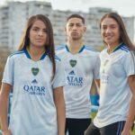 Boca Juniors dévoile son maillot extérieur 2021-2022 avec adidas