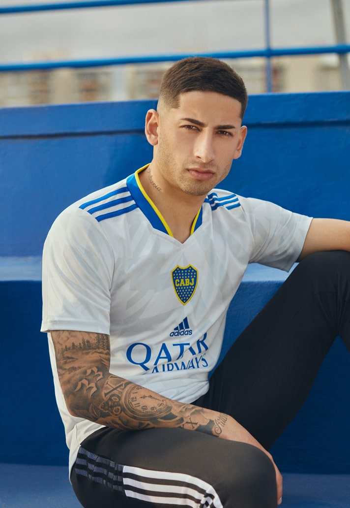 Maillot Boca Juniors 2021-2022 adidas
