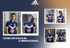 Image de l'article Les maillots de Bordeaux 2021-2022 révélés par adidas