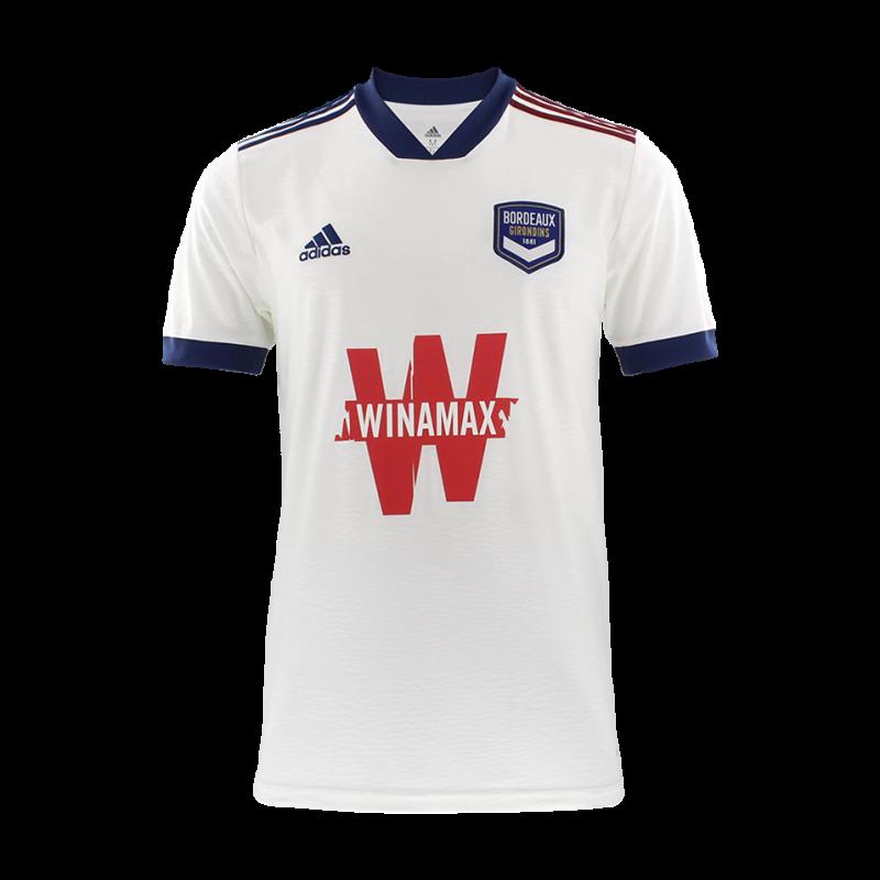 Maillot Bordeaux 2021-2022 domicile adidas