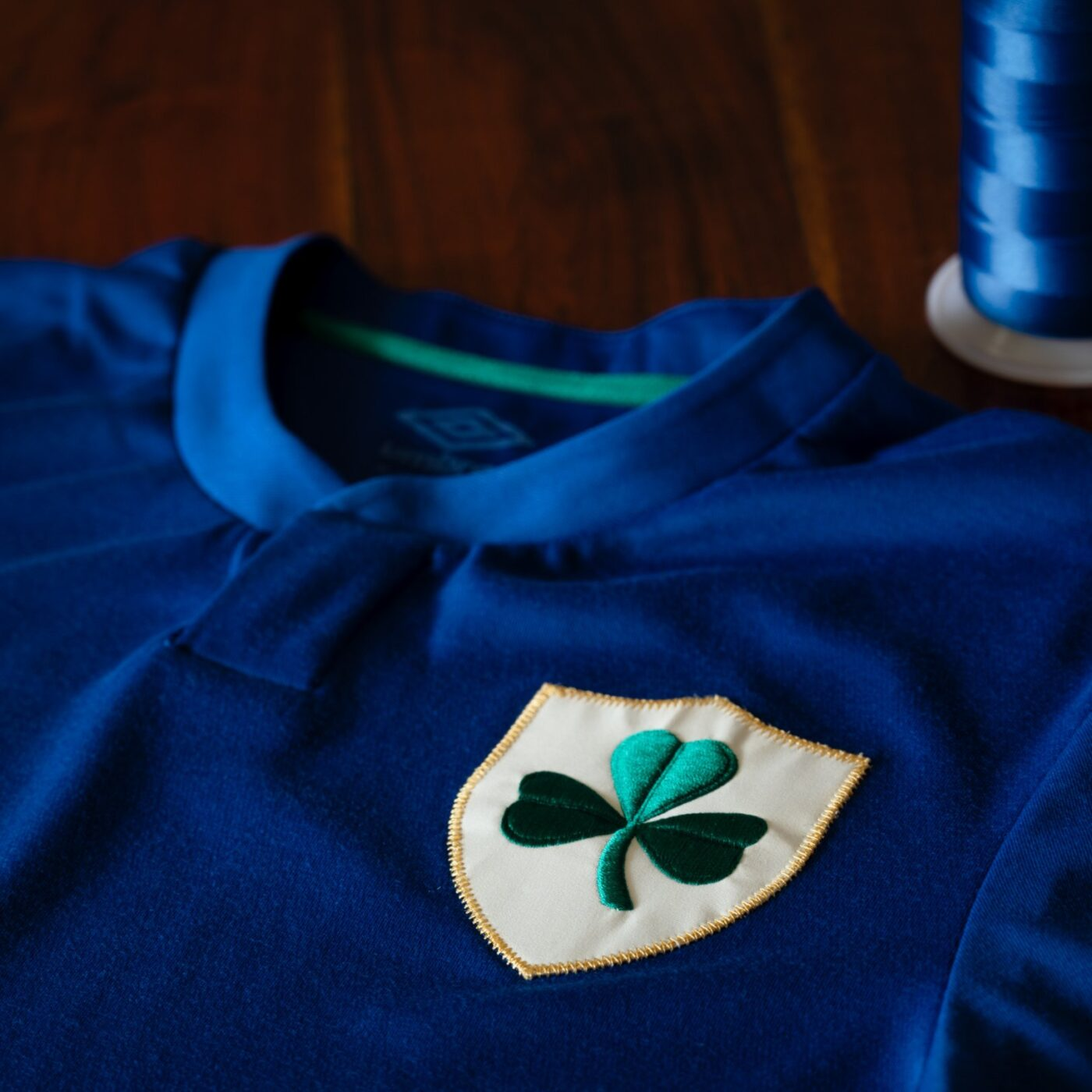 Maillot Irlande 100 ans Fédération